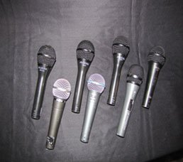Wired-Vocal-Microphones